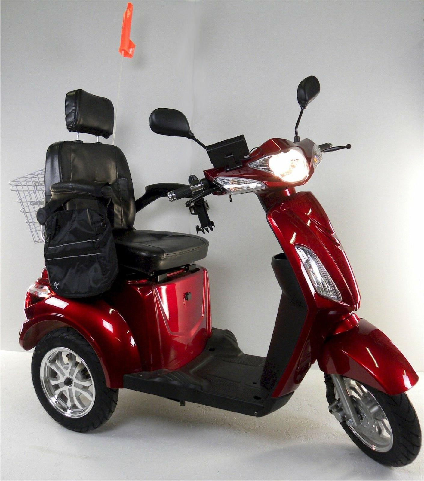 powered electric mobil scooter electric tricycle senior