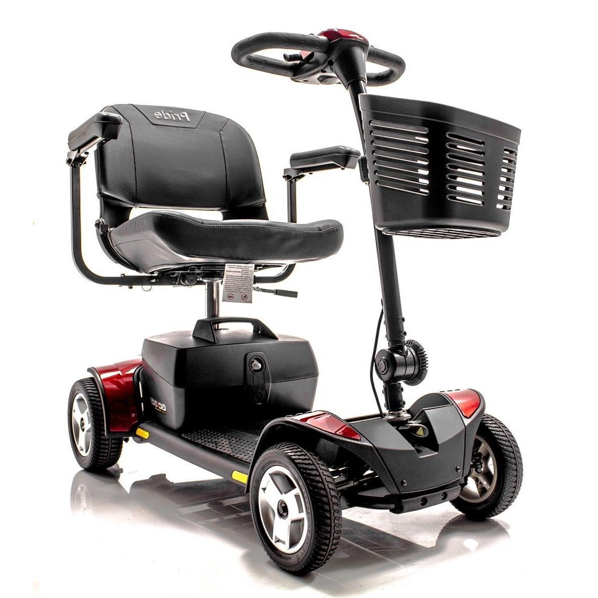 Pride 4-Wheel Mobility Travel