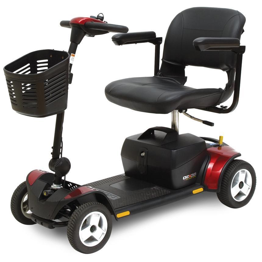 Pride Go-Go 4-Wheel Mobility
