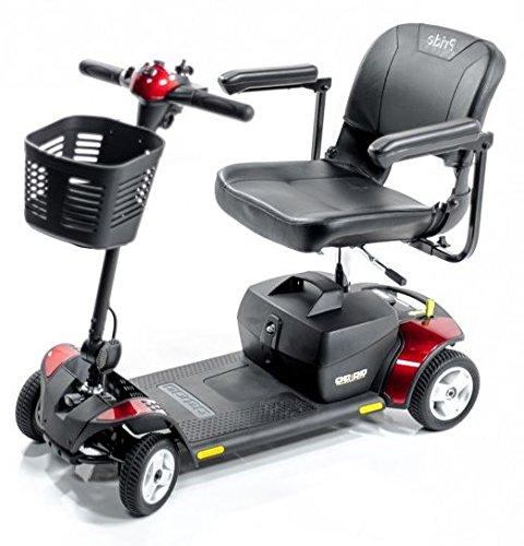 Pride Mobility Traveller Compact with Large + Bundle