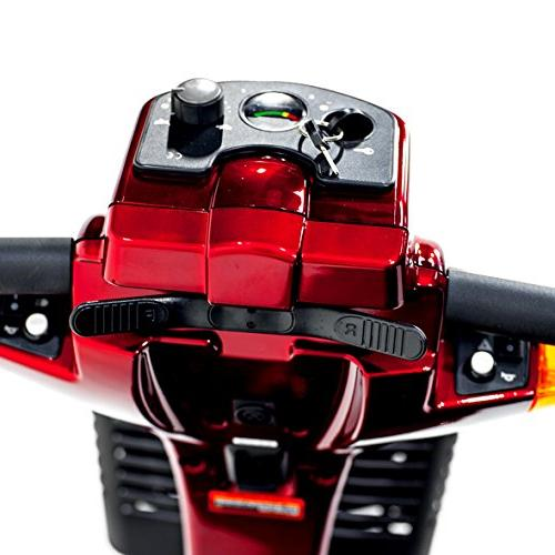 Pride Maxima HD Electric + Mobility