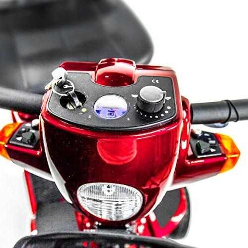 Pride Maxima HD Electric