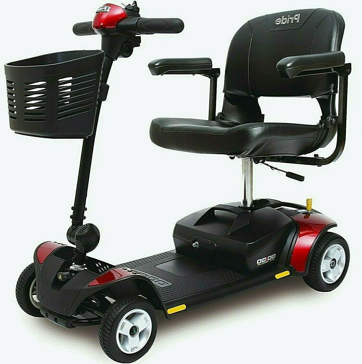 pride mobility gogo elite traveller 4w power