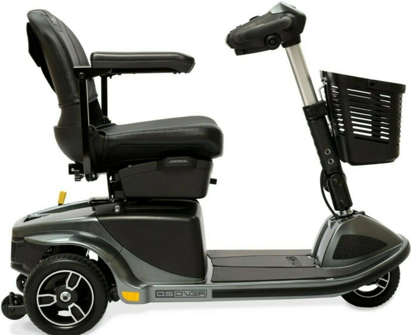 Pride Mobility 3W Scooter 375lbs.