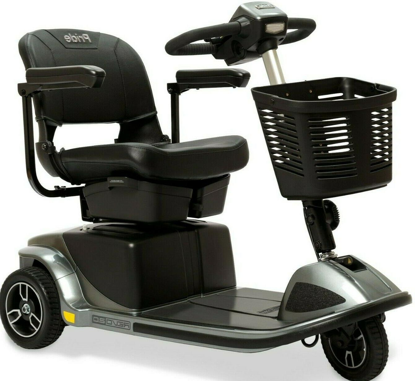 Pride Mobility 3W Power Electric 375lbs. WC