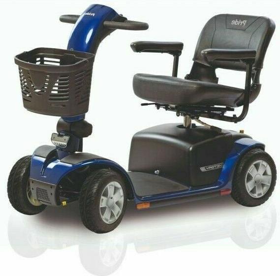 Pride 10 Power Mobility + Free TSA