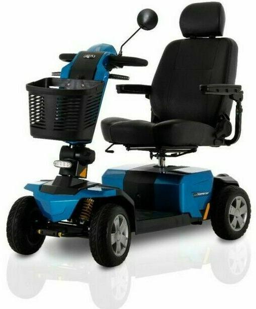 Pride Mobility Victory Sport 4W Power