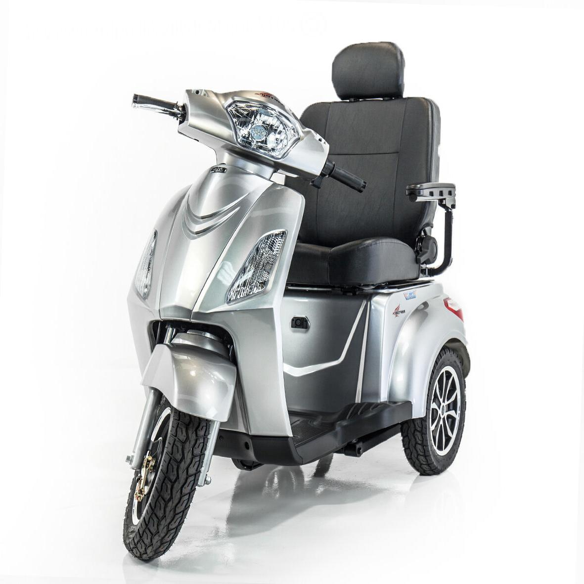 Pride Mobility Scooter Electric Safety Brakes