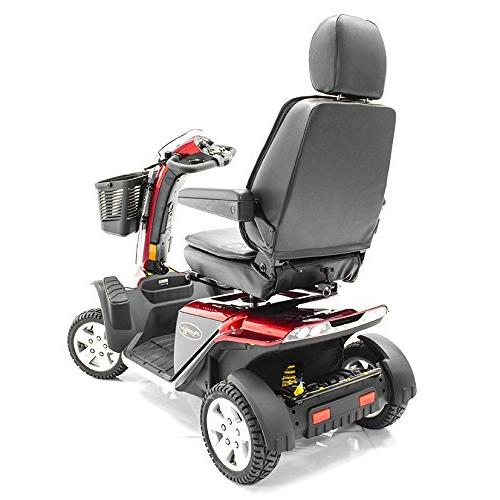 Pride Mobility PMV SC714 Scooter RED