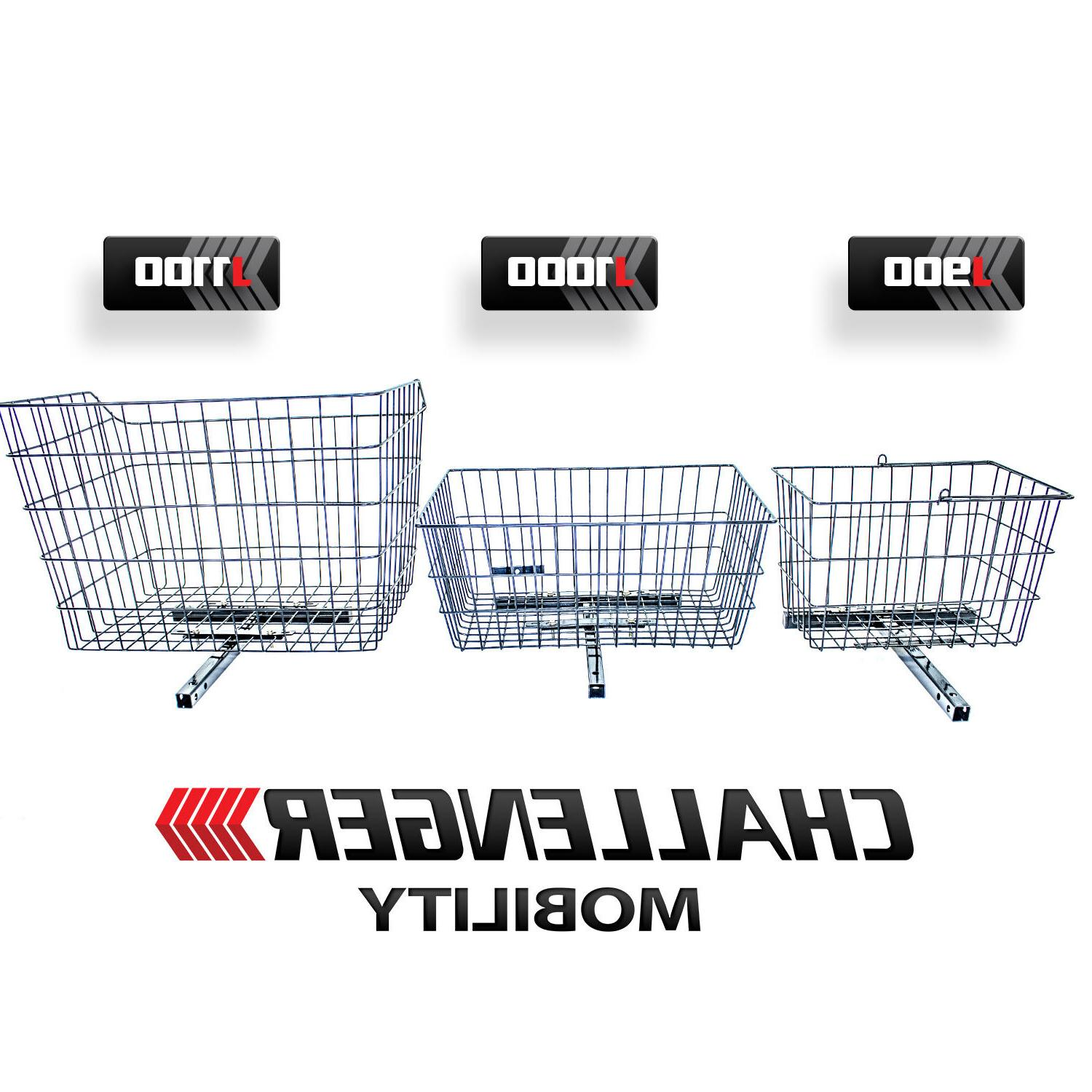 XL REAR BASKET Mobility J1000 Pride, Golden, Drive