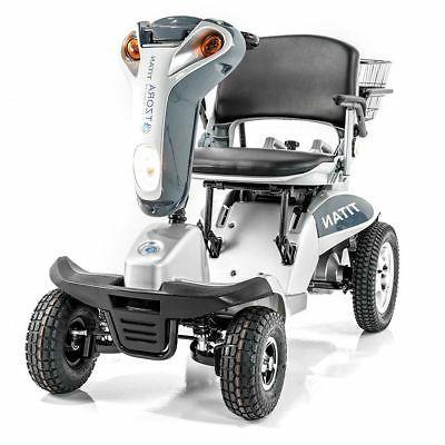 Hummer XL Electric Mobility Titan