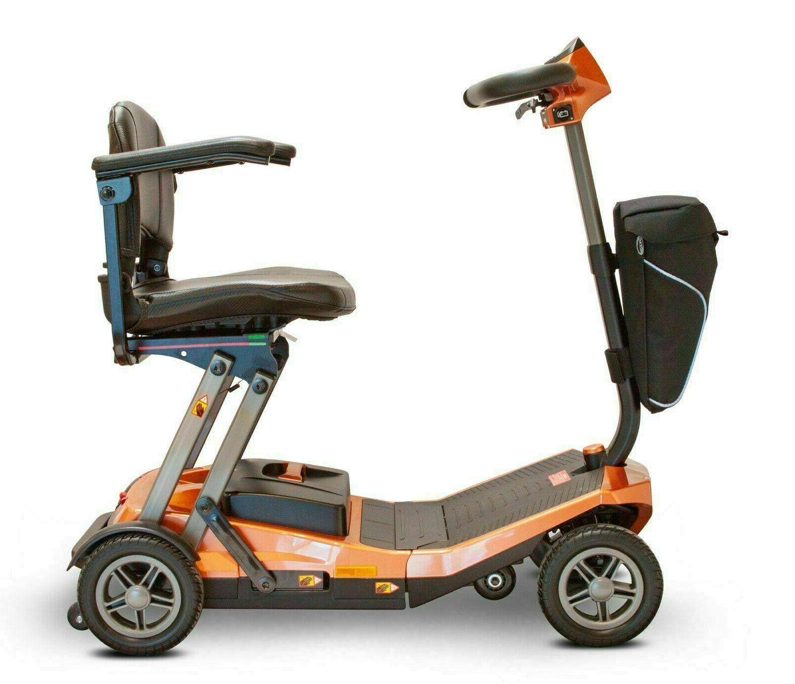 remo automatic remote folding electric powered mobility