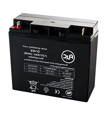 AJC Brand Replacement Battery for APC Pride-Okoboji Go-Go El