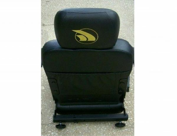 Replacement Seat - Captain's in Shipping!