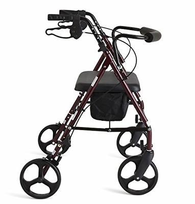 Rolling Walker Medical Rollator Chair