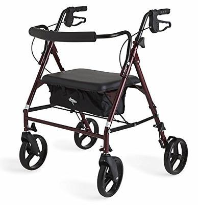 rolling walker for seniors medical walkers rollator