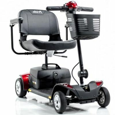 Pride SC44E GO-GO ELITE Scooter with 18AH Battery