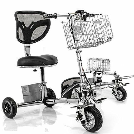 SmartScoot Travel Portable Lithium Powered