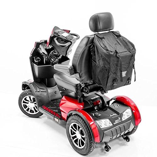 Challenger Mobility MEGA Backrest for or wheelchair