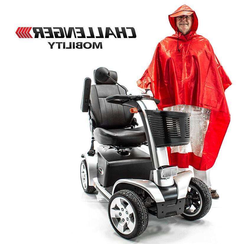 Scooter Rain Challenger Waterproof