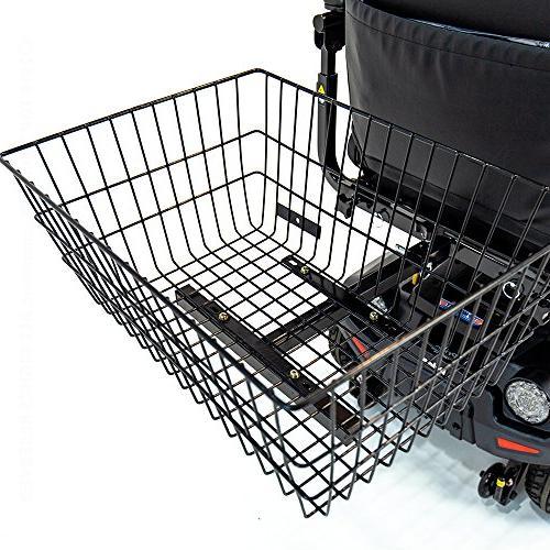 scooter rear basket j1000