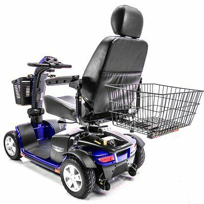 Challenger Mobility Scooter X-Large Rear Drive, Golden, Challenger Mobility