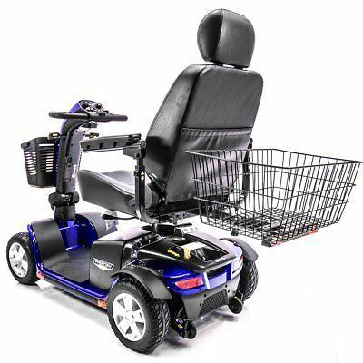 scooter rear basket