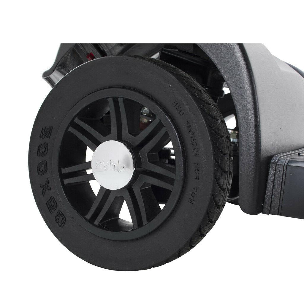 Drive Wheel Electric Mobility Scooter 20AH