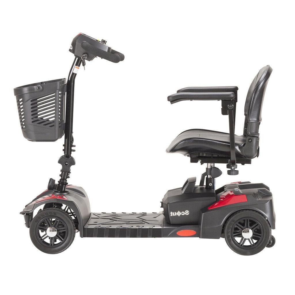 Drive Medical Wheel Mobility Scooter 20AH