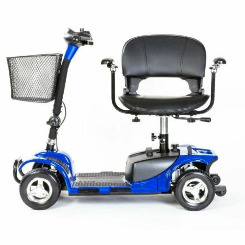 Scout Compact Electric Blue