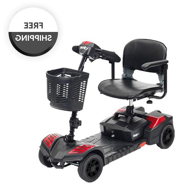 scout compact power scooter