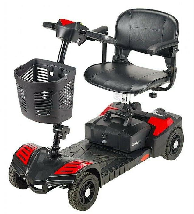 scout mobility adult medical scooter 4 wheels