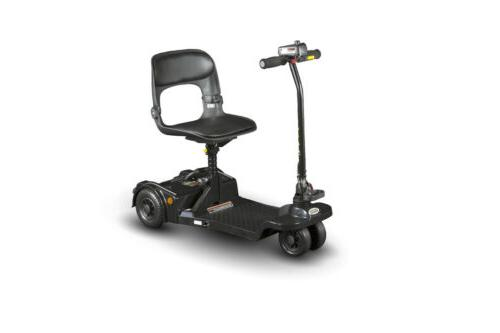 shoprider 4 wheel mobility scooter black