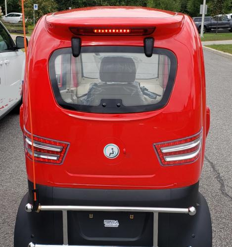 SM Sport Mobility 4 Scooter