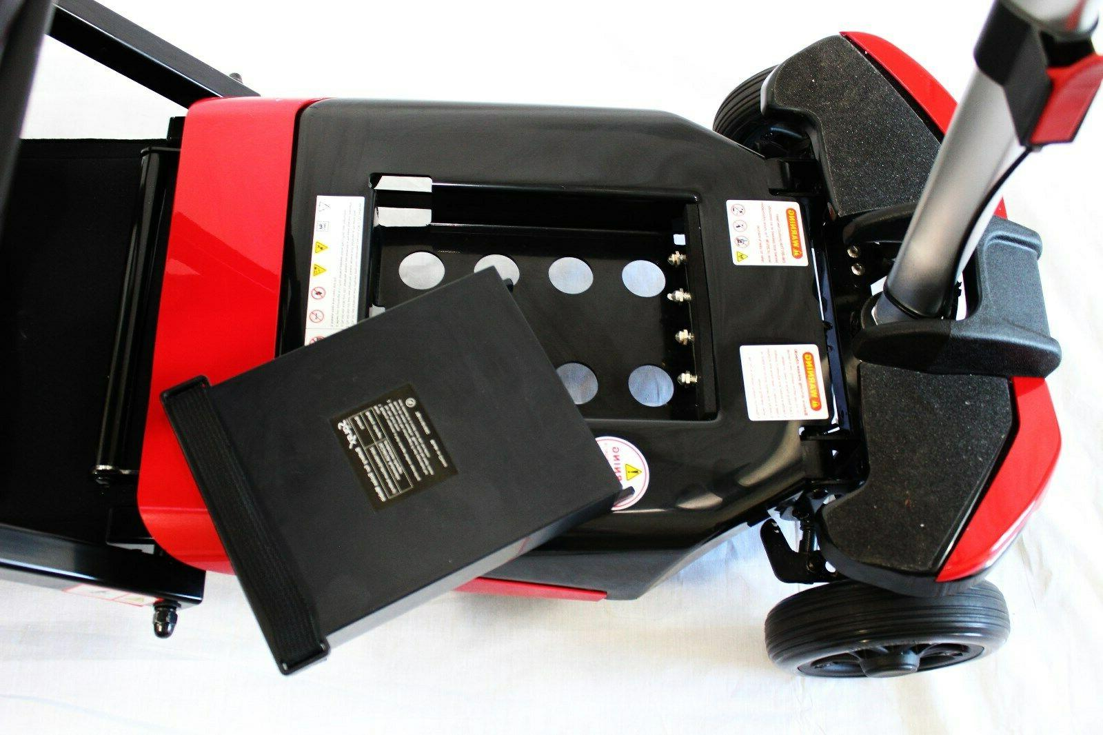 Solax Scooter Transformer Mobie XLR Li - Parts from Mobility