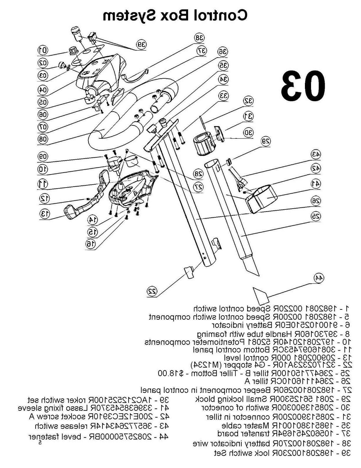 "Solax REPAIR MANUAL"" from Mobility"