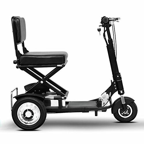 speedy portable folding mobility scooter