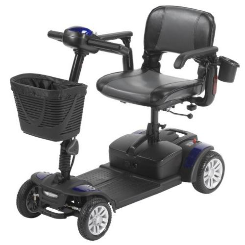 Drive Spitfire Travel Mobility Scooter Color Panels AH battery