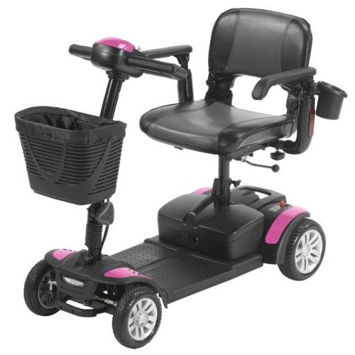 Drive Medical Travel Mobility Scooter - Color AH battery