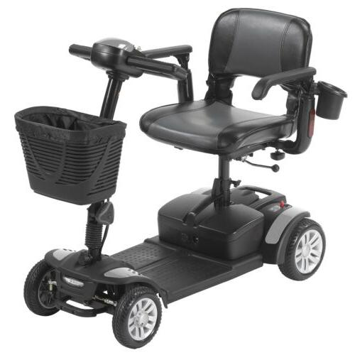 Drive Spitfire Travel Mobility Scooter - Color Panels 12 AH