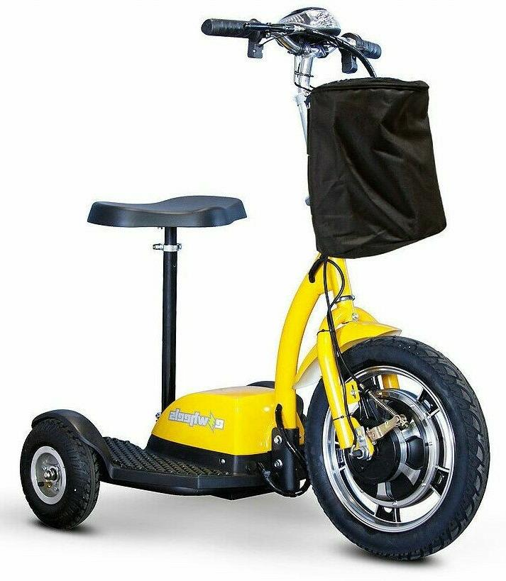 stand ride mobility scooter