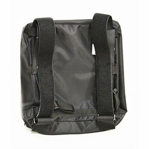 "Standard Seatback - Fits Wheelchairs 12""x 3"""