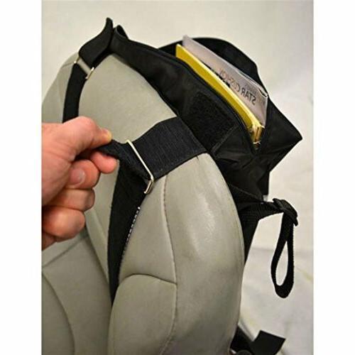 "Standard Seatback - Fits Mobility & 3"""