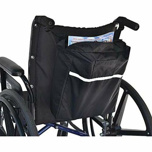 standard seatback bag fits mobility scooters