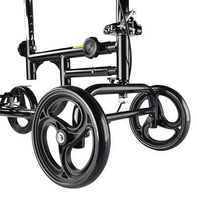 Foldable Scooter Turning Steerable Medical