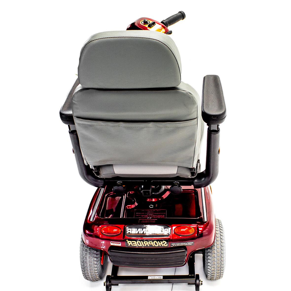 Shoprider Electric Mobility 888B-3 + ACCESSORIES