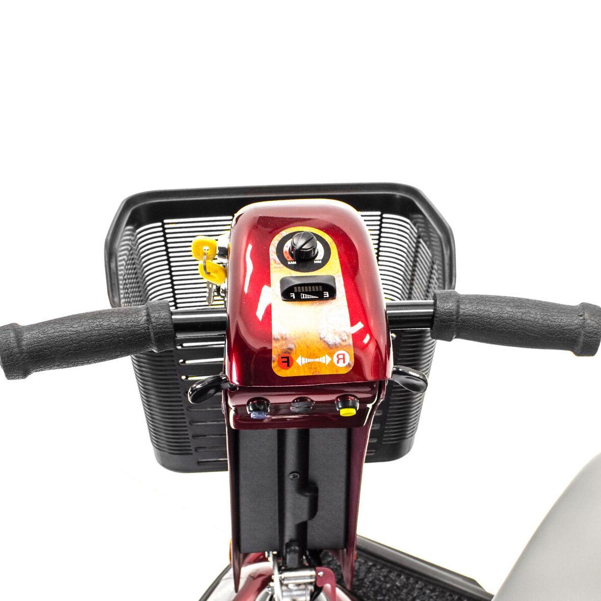 Shoprider Sunrunner 3 Wheel Electric 888B-3 +