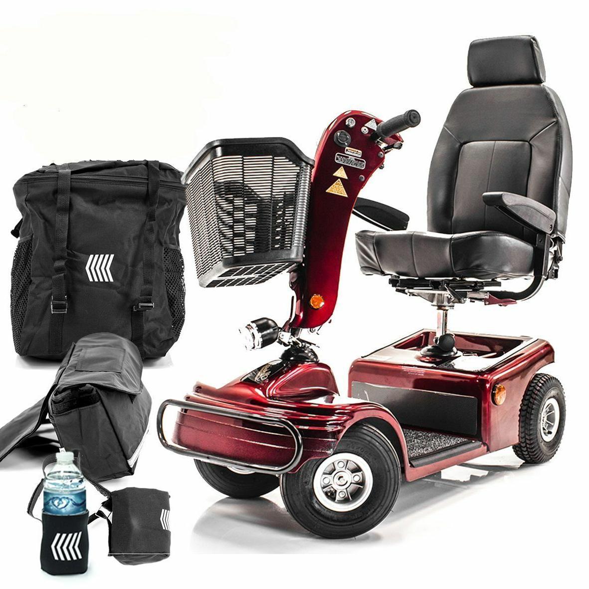 sunrunner 4 wheel scooter mobility 888b 4