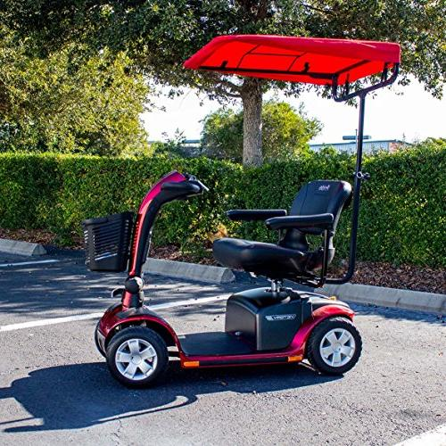Sunshade Canopy Pride, Mobility Scooter