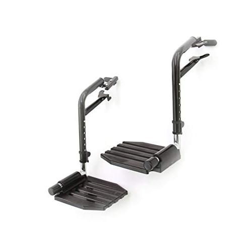 t93hep economy footrest for standard wheelchairs